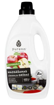 Universālas mazgāšanas līdzeklis grīdai ar laimu un āboliem